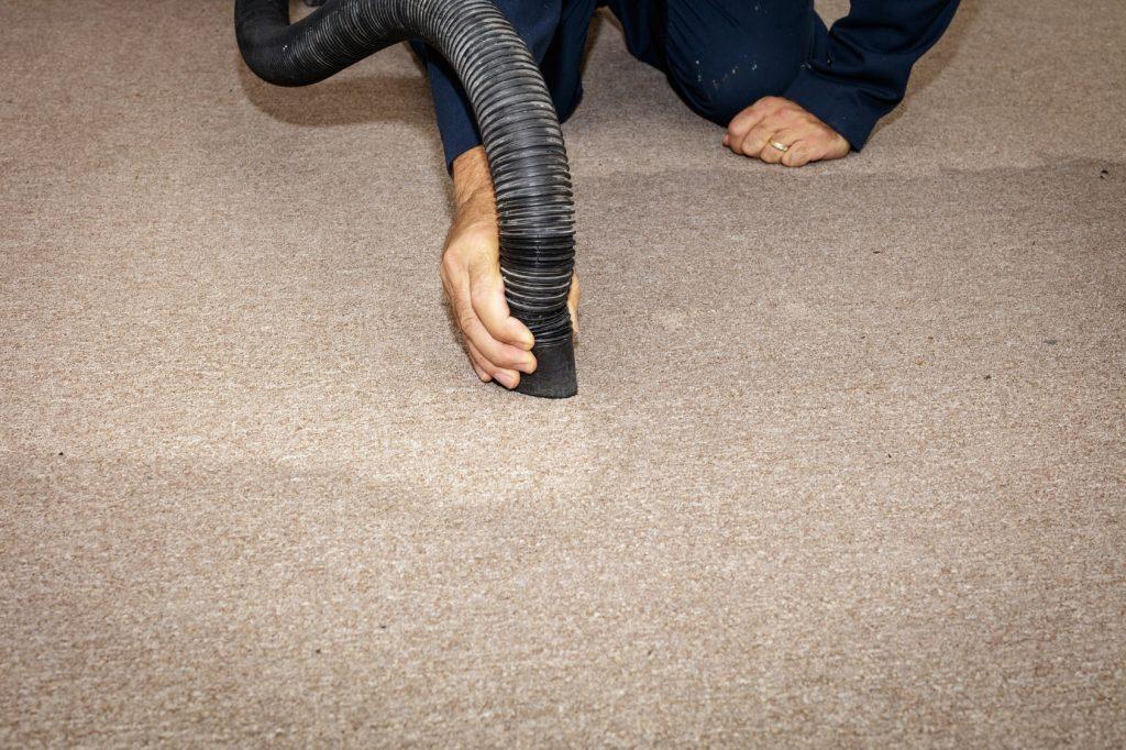 Water Damage Carpet